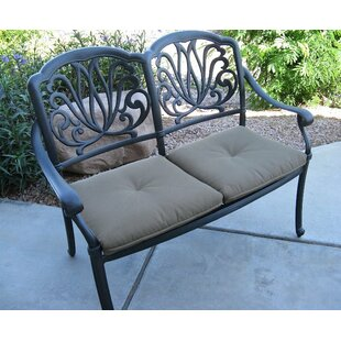 Kristy Aluminum Garden Bench