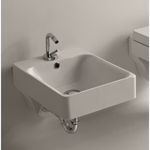 WS Bath Collections Cento Ceramic 12.2