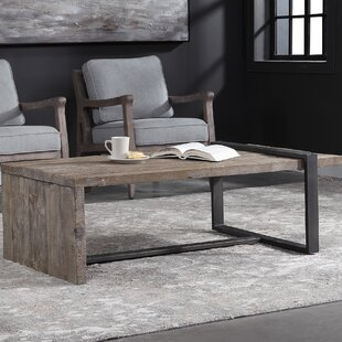 Inexpensive Belvedere Coffee Table by Union Rustic