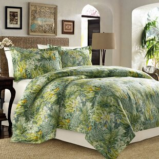 Cuba Cabana 4 Piece Comforter Set by Tommy Bahama Bedding