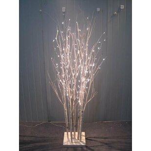 Hi-Line Gift Ltd. 160 LED Light Birch Tree