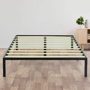 Jeanette 14 Steel Platform Bed by Alwyn Home