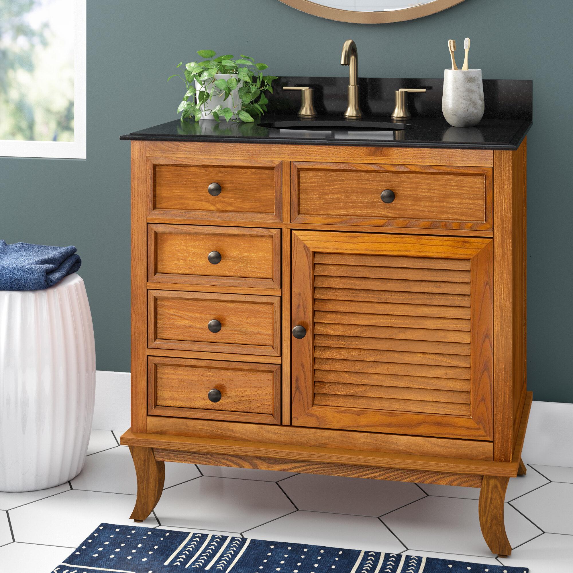 Adamski 34 Single Bathroom Vanity Set Reviews Joss Main