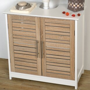 Stockholm 23.6 W x 23.6 H Cabinet by Evideco