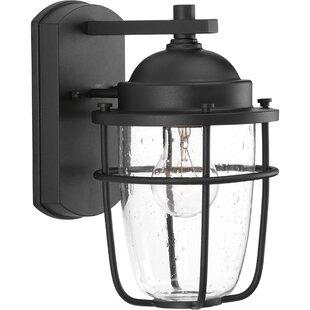 Great Price Kearney Wall Lantern By Breakwater Bay