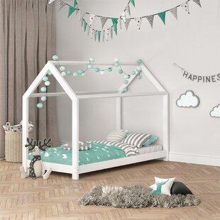 Cristal European Single House Bed By Harriet Bee
