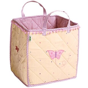 Butterfly Cottage Toy Bag ByWin Green