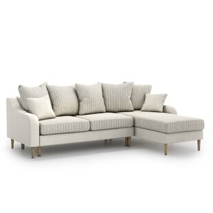 Waynesville Universal Reversible Sleeper Corner Sofa Bed By Brayden Studio