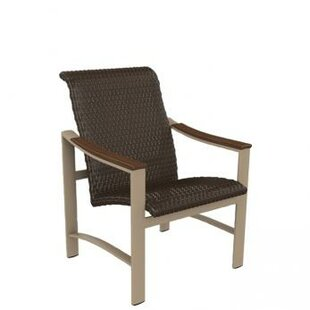 Brazo Woven Patio Dining Chair