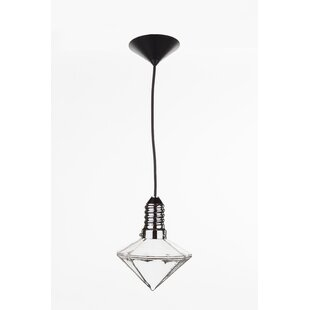 dCOR design 1-Light Geometric Pendant