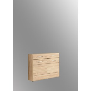 Accokeek 8 Pair Shoe Storage Cabinet By Ebern Designs