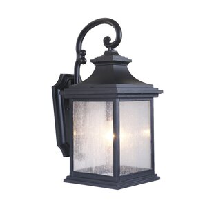Alcott Hill Greenwald Outdoor Wall Lantern