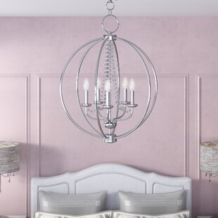 Artus 5-Light Chandelier b..
