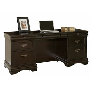 Inexpensive Lou Executive Desk By Darby Home Co