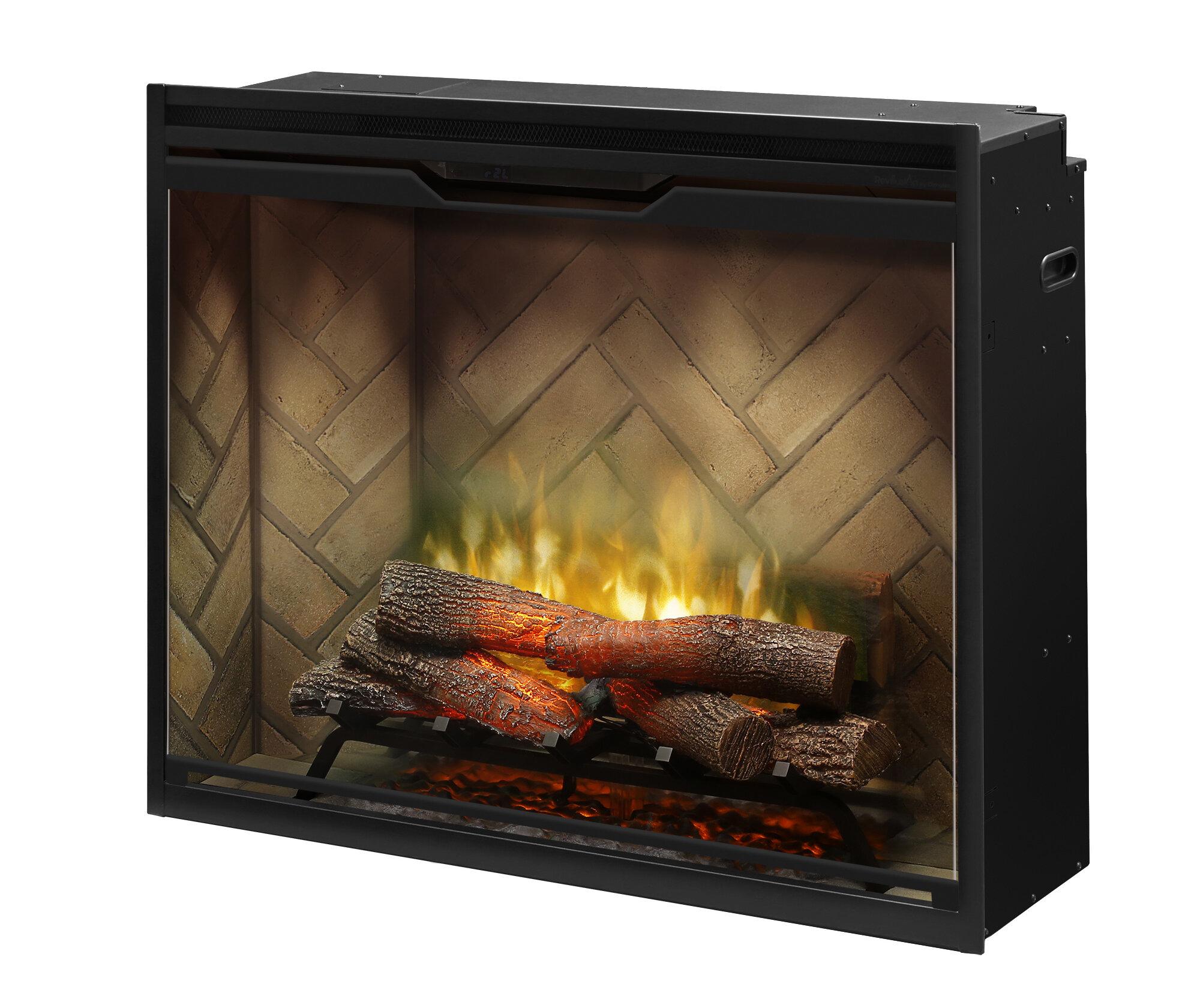 Dimplex Revillusion Electric Fireplace Insert