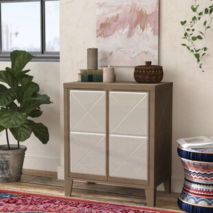 Wessel 2 Door Accent Cabinet