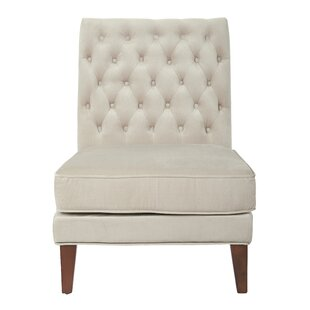 Charlton Home Mara Slipper Chair