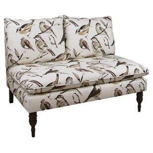 Birdwatcher Settee by Skyline Furniture Modern