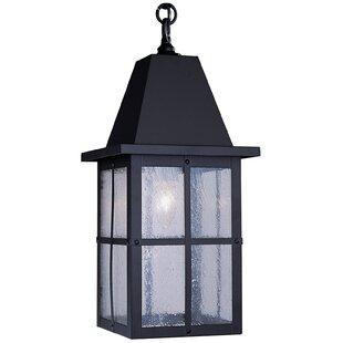 Inexpensive Hartford 1-Light Outdoor Hanging Lantern By Arroyo Craftsman