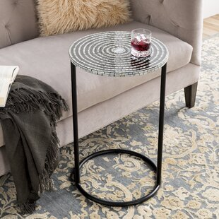 Best Sakar End Table By World Menagerie