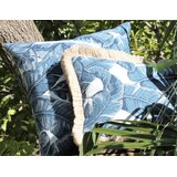 Skaggs Sunbrella Indoor / Outdoor Floral Lumbar Pillow