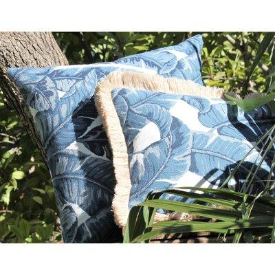 Skaggs Sunbrella Indoor / Outdoor Floral Lumbar Pillow by Bayou Breeze #2