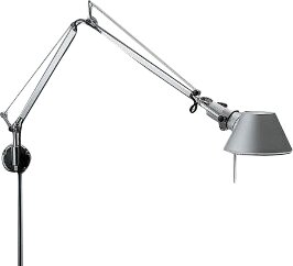 Tolomeo 1-Light LED Plug-In Swing Arm Lamp by Artemide