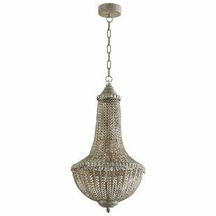 Bomar 2-Light Empire Chandelier by Bungalow Rose
