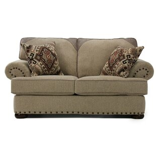 Kelesia Loveseat by Canora Grey