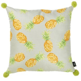 Jay Pineapple Pillow Cover