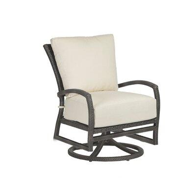 Skye Swivel Rocking Lounge Chair With Cushion
