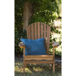 Albright Folding Wood Adirondack Chair