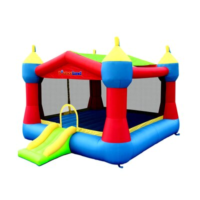 Inflatable Party Castle Bounce House Bounceland