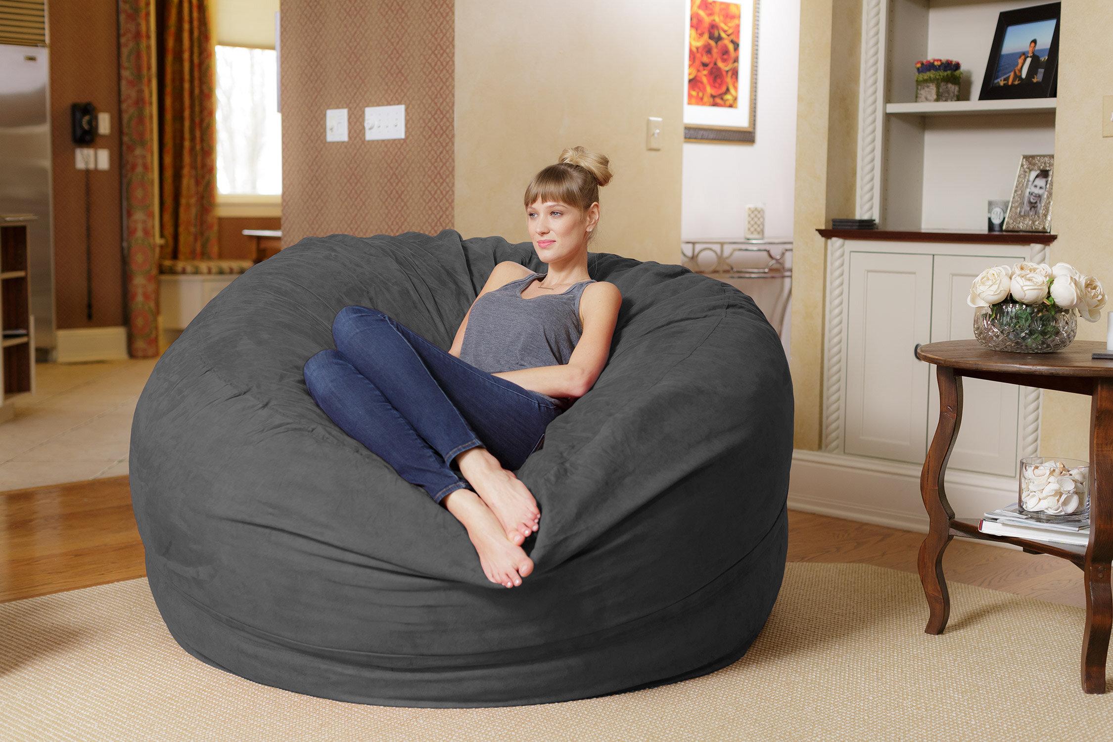 Cool Bean Bag Chair Unemploymentrelief Wooden Chair Designs For Living Room Unemploymentrelieforg