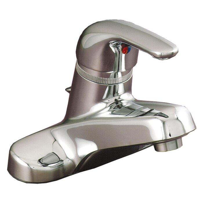 LDR Centerset Exquisite Faucet with & Reviews   Wayfair.ca