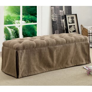 Eleanora Traditional Accent Upholstered Bench