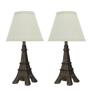 Great Price Nery Poly 18 Table Lamp (Set of 2) By Ophelia & Co.