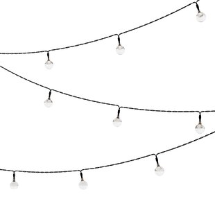 264 ft. 30-Light Globe String Light by The Party Aisle