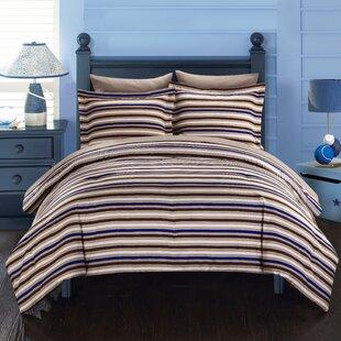 Peyton Reversible Comforter Set