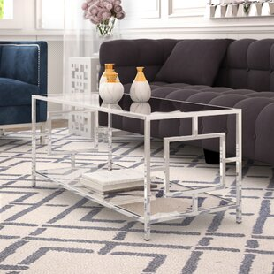 Lynx Coffee Table by House of Hampton Best