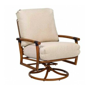 Woodard Glade Isle Swivel Rocking Patio C..