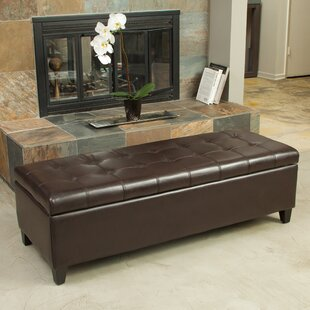 Home Loft Concepts Edmond Storage Ottoman