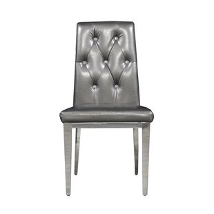 Jolin Upholstered Dining Chair (Set of 2) Mercer41