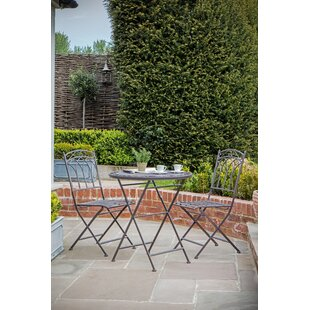 Sorrento 2 Seater Bistro Set By Brambly Cottage