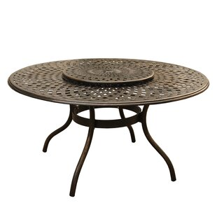 Cascio Outdoor Mesh Lattice Dining Table