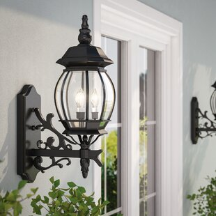 Gillian Outdoor Wall Lantern by Sol 72 Outdoor