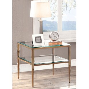 Willa Arlo Interiors Achilles Contemporary End Table