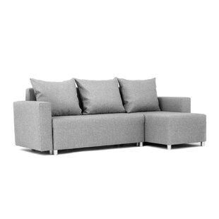 Drayton Sleeper Corner Sofa By Ebern Designs