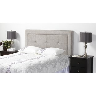 Frederick Upholstered Panel Headboard by Rosdorf Park