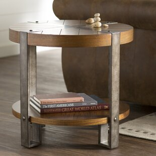 Bargain Vivienne End Table By Mistana